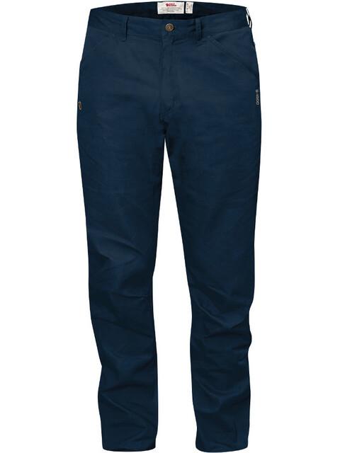 Fjällräven High Coast Trousers Men Regular navy